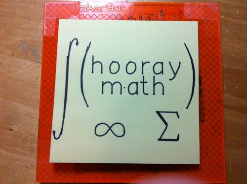 Hooray-math